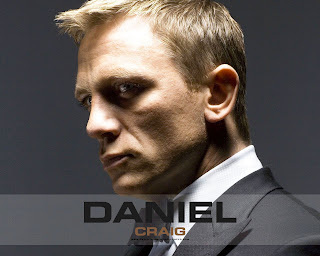 Hollywood actor Daniel Craig- the latest James bond