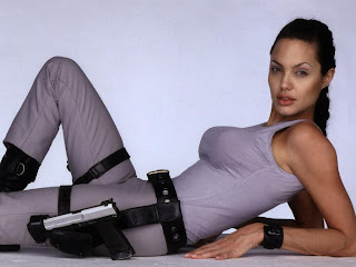 Most sexy Hollywood film actress Angelina Jolie