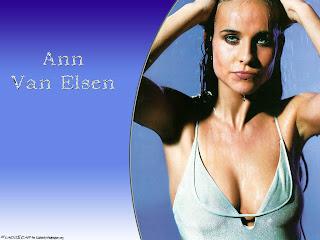 Sexy Miss Belgium Ann van Elsen