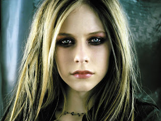 Canadian singer-songwriter, fashion designer, and actress Avril Lavigne