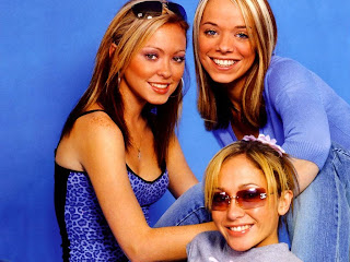English girl group from Liverpool Atomic Kitten