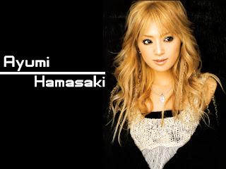 Japanese singer-songwriter and former actress Ayumi Hamasaki