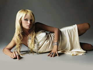 Paris Hilton - tongue-in-cheek,sex tape,The Simple Life,House of wax