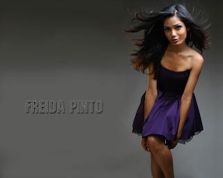 Freida Pinto - Slamdog Millionaire