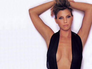 Charisma Carpenter- Buffy the Vampire Slayer and its spin-off Angel