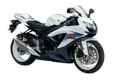 Suzuki GSX-R600 motorsport concept product