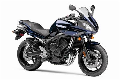 motorcycles Yamaha FZ6