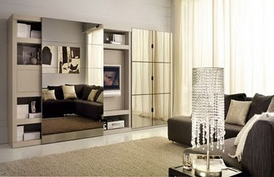 Modern Living Rooms Design from Tumidei