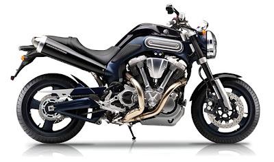 Yamaha MT-01
