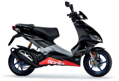 2010 Aprilia Scooter matic  motor modif contest  trend
