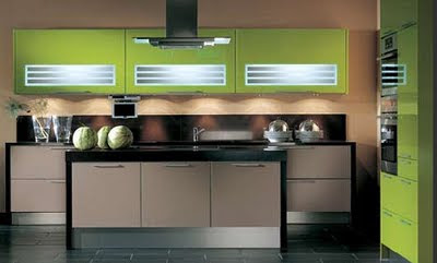 Culinablu modern European kitchens - new kitchen design elements