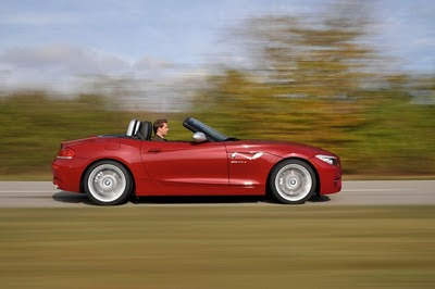 BMW Z4 sDrive35is Car
