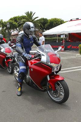 Honda VFR1200F 2010