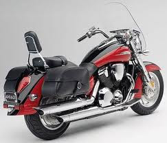 review Honda VTX 1800