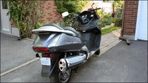 pic Honda Silver Wing