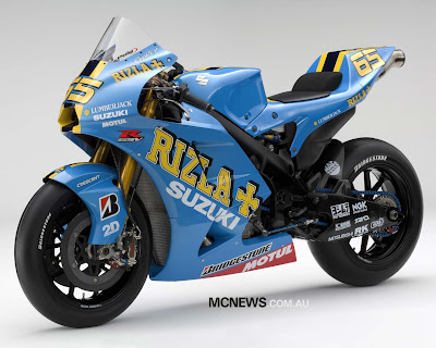 Motor GP : Suzuki GSV-R