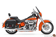 . be used as a touring motorcycle. Harleydavidson 2010 flstse cvo softail .