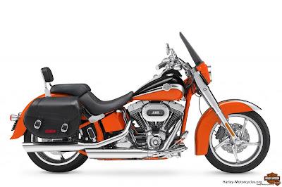 CVO Softail Convertible FLSTSE Harley-Davidson motor