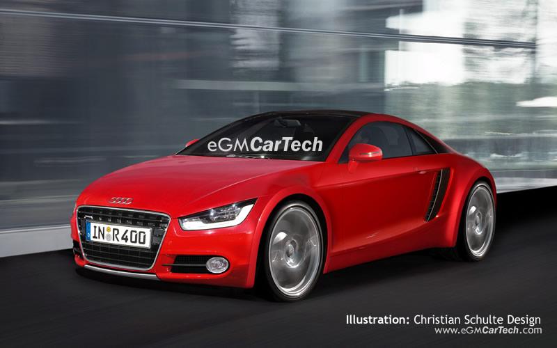 2011 Audi R8 #1