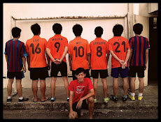 Orange Junior & United FC.