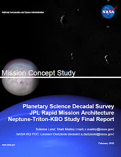 US Planetary Science Decadal Survey 2013-2022. Cover