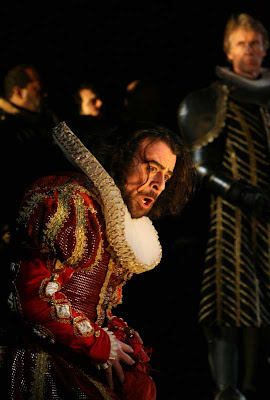 Carlos lvarez as Rigoletto, Washington National Opera, 2008, photo by Karin Cooper