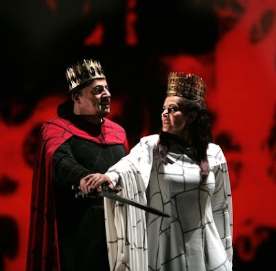 Lado Ataneli and Paoletta Marrocu in Macbeth, Washington National Opera, photo by Karin Cooper