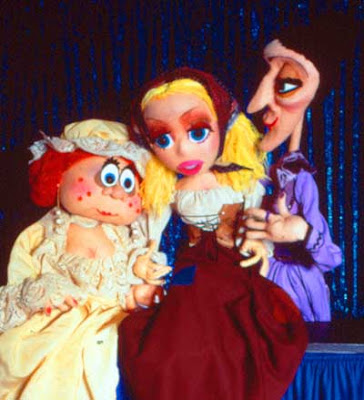 Cinderella, Bob Brown Puppets