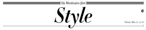 Style masthead