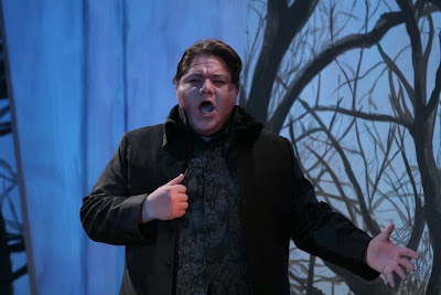 Diego Torre (Bacchus) in Ariadne auf Naxos, Wolf Trap Opera, 2008 (photo by Carol Pratt)