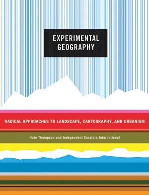ExperimentalGeographycoverlowres 2008 11 18 14 11 25 Design de couverture de Livre