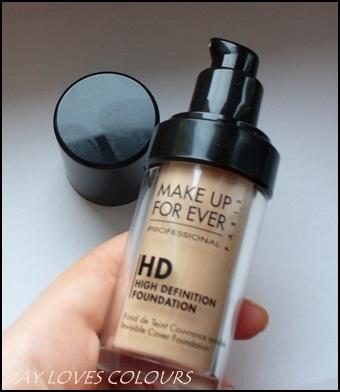 hd foundation makeup. Make up HD foundation no.