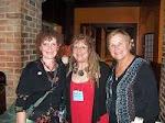 Vickie, Carol Cypher & Alby