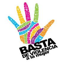 No a la violencia a la mujer!