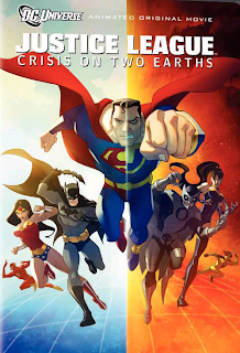 Justice league: Crisis on two earths (Liga de la justicia: Crisis en dos tierras (2010) Español Latino
