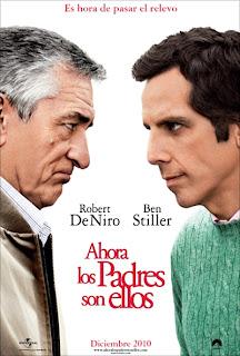Ahora los padres son ellos (Los pequeños Fockers) (Little Fockers) (2010) Español Latino