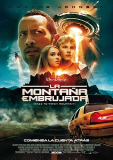 La Montaña Embrujada (Race to Witch Mountain) (2009) Online