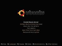 Tutorial Installasi Ubuntu 9.10