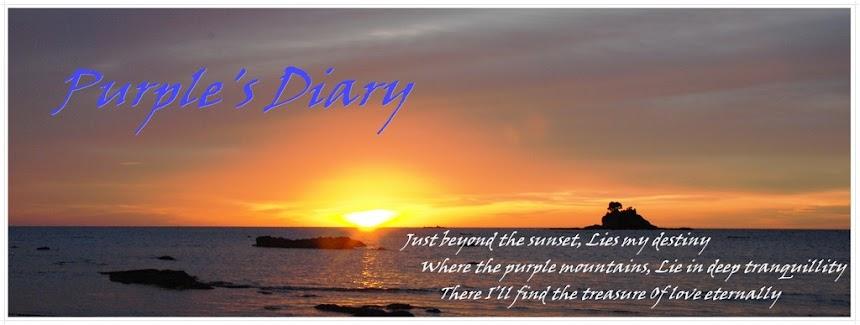 Purple's Diary