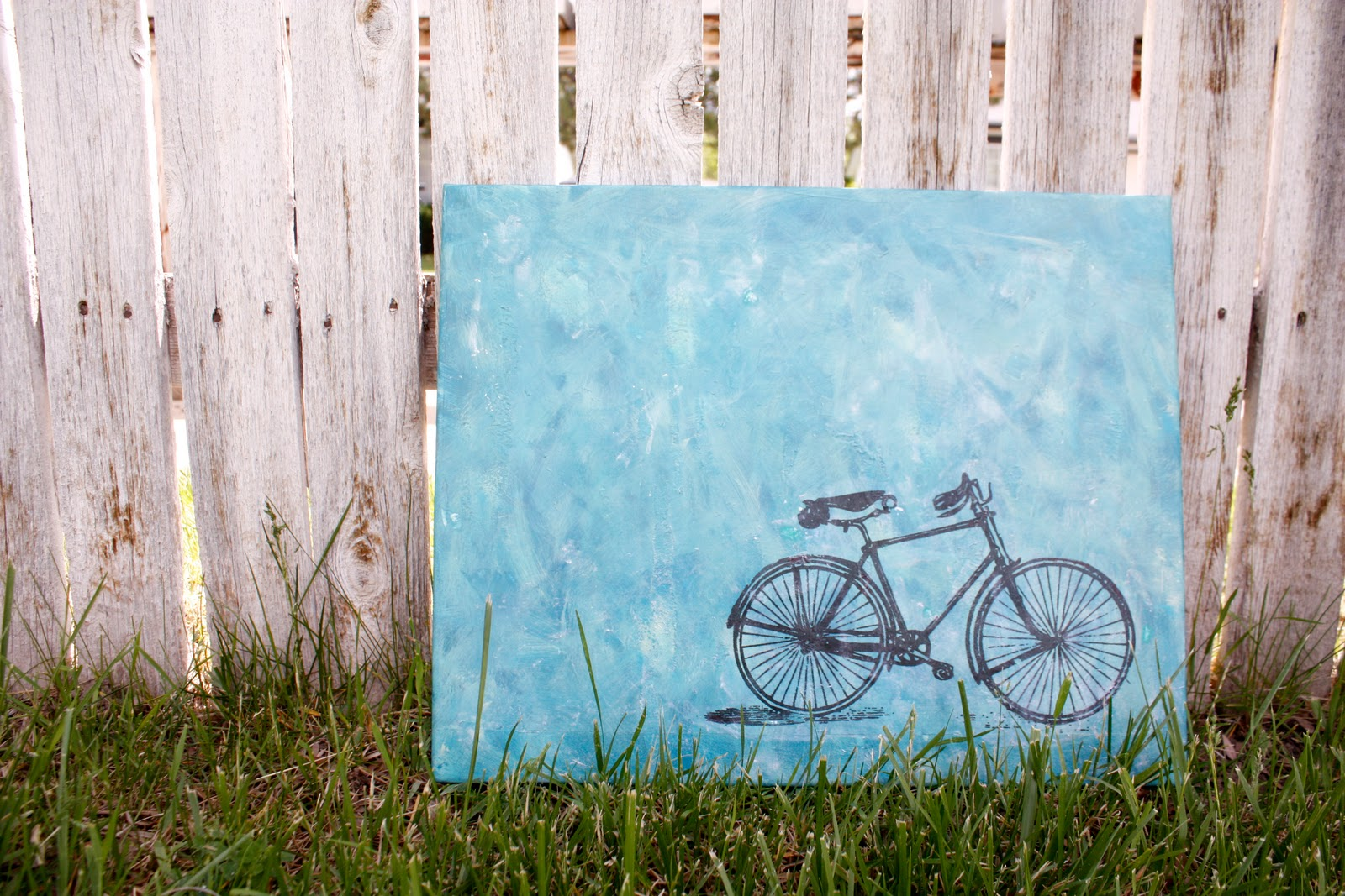 Bicycle Canvas Re do