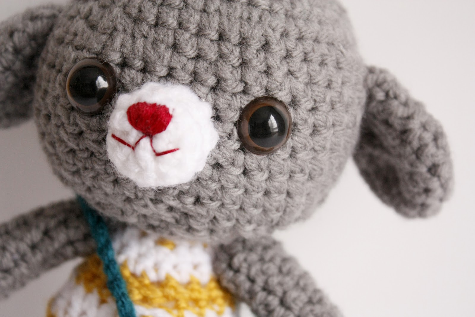 Amigurumi For Beginner : Jennyandteddy Creation Amigurumi Crochet Pattern Giveaway
