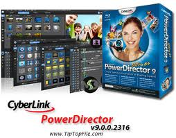 Free download software cyberlink powerdirector ultra64 v9 for Powerdirector dvd menu templates