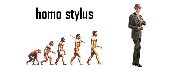 homo stylus