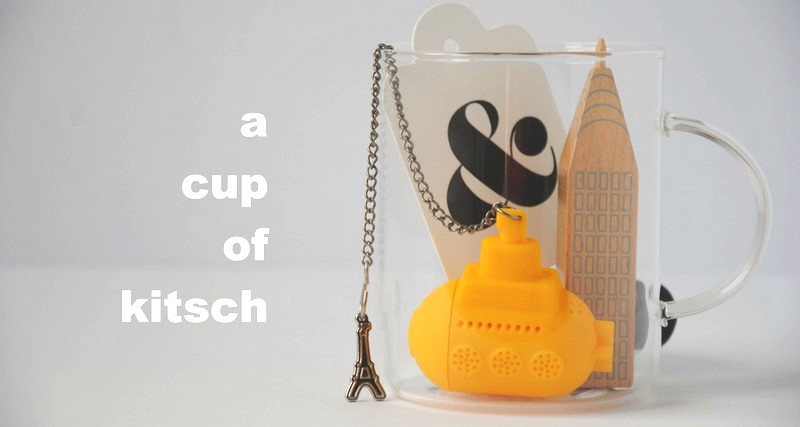 a cup of kitsch