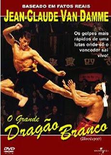 O Grande Dragão Branco – Dublado (1987)