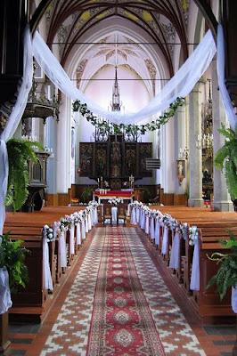Matrimonio venezia come si addobba la chiesa in linea for Goldene hochzeit deko ideen