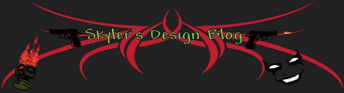 Skyler's Design Blog