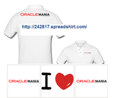 OracleMania Store Online!!!