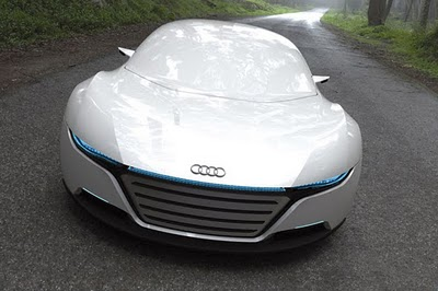 Audi A9: otomobillerde nanoteknoloji 58