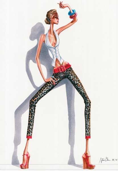 La anorexia otra enfermedad grave originado por la moda y por el